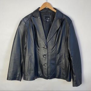 East 5th 100% Genuine Leather Jacket  Size XL